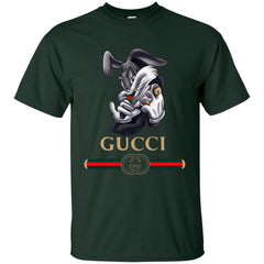 Gucci Rabbit Movie Disney T-shirt Men Cotton T-Shirt Men Cotton T-Shirt - PresentTees