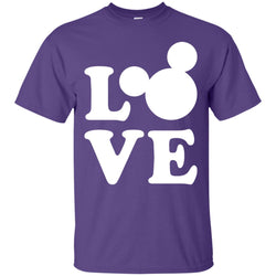Love Disney Shirt - Love Mickey T Shirt