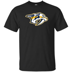 Nashville Predators Hockey Nhl Logo Shirt