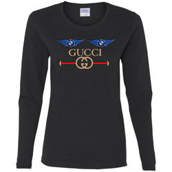 Gucci Bmw 2018 T-shirt Women Long Sleeve Shirt