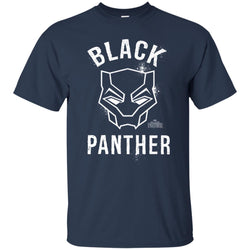Marvel Black Panther Mask T Shirt