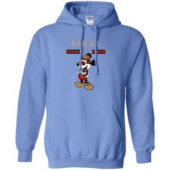 Gucci Mickey Unisex T-shirt New Pullover Hoodie Sweatshirt Pullover Hoodie Sweatshirt - PresentTees