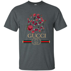 Gucci Logo T-shirt Snake 2018 Men Cotton T-Shirt Men Cotton T-Shirt - PresentTees