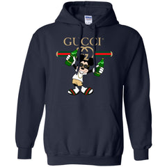 Gucci Mickey Mouse Top Trending T-shirt Pullover Hoodie Sweatshirt Pullover Hoodie Sweatshirt - PresentTees