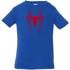 Marvel Spider Man Icon Graphic Infant Jersey T-Shirt Infant Jersey T-Shirt - PresentTees