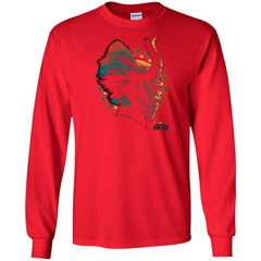 Kilmonger Mask T Shirt Mens Long Sleeve Shirt - PresentTees