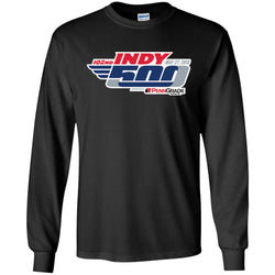102nd Indianapolis 500 - Indy 500 Mens Long Sleeve Shirt