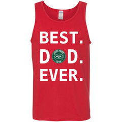 Best New York Jets Dad Ever Fathers Day Shirt Mens Tank Top Mens Tank Top - PresentTees