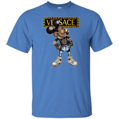 Versace Mickey Mouse Cartoon T-shirt Youth Cotton T-Shirt - PresentTees