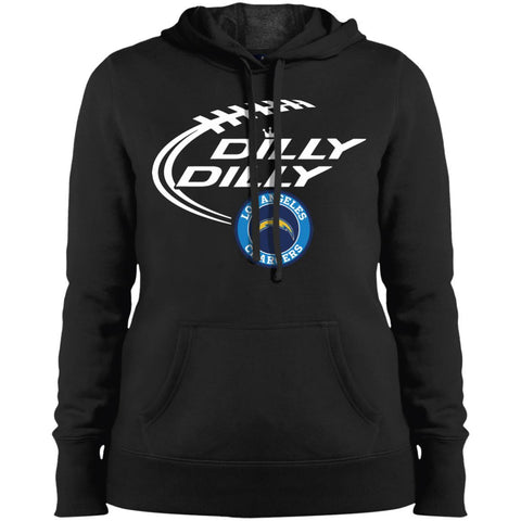 f0a8b0be1 Dilly Dilly Los Angeles Chargers Nfl Shirt For Men Women Kid Ladies  Pullover Hooded Sweatshirt Black