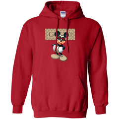 Gucci Mickey Gift Birthday T-shirt Pullover Hoodie Sweatshirt Pullover Hoodie Sweatshirt - PresentTees