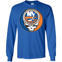 huge discount c59fd a20fd New York Islanders Grateful Dead Steal Your Face Hockey Nhl Shirts