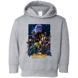 Kids Marvel Avengers Infinity War Team Assemble Graphic Youth T Shirt