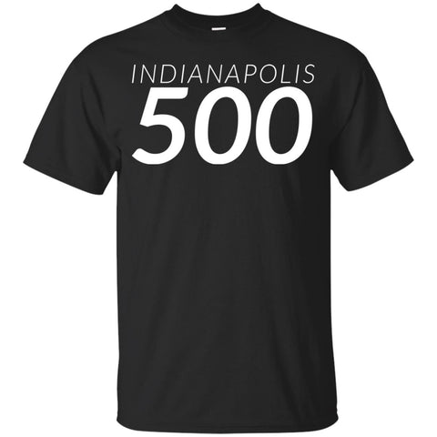 Indianapolis Shirt - Indy 500 Youth Cotton T-Shirt Black / YXS Youth Cotton T-Shirt - PresentTees
