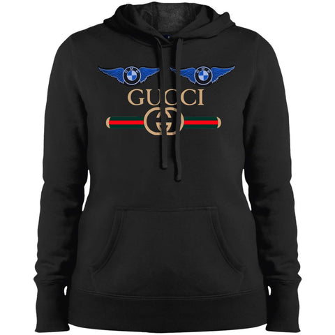 Gucci Bmw 2018 T-shirt Women Hooded Sweatshirt Black / X-Small Women Hooded Sweatshirt - PresentTees