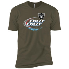 Oakland Raiders Dilly Dilly Oak Nfl Mens Short Sleeve T-Shirt Mens Short Sleeve T-Shirt - PresentTees