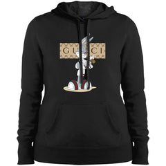 Gucci Rabbit 2018 Perfect T-shirt Women Hooded Sweatshirt Women Hooded Sweatshirt - PresentTees