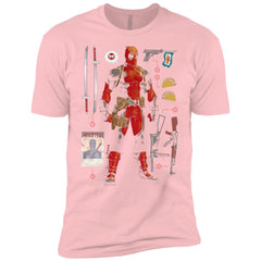 Marvel Deadpool Accessories Boys Cotton T-Shirt Boys Cotton T-Shirt - PresentTees
