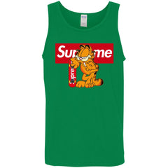 Supreme Tiger T-shirt Men Cotton Tank Men Cotton Tank - PresentTees