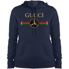 Gucci Mercedes T-shirt Women Hooded Sweatshirt Women Hooded Sweatshirt - PresentTees