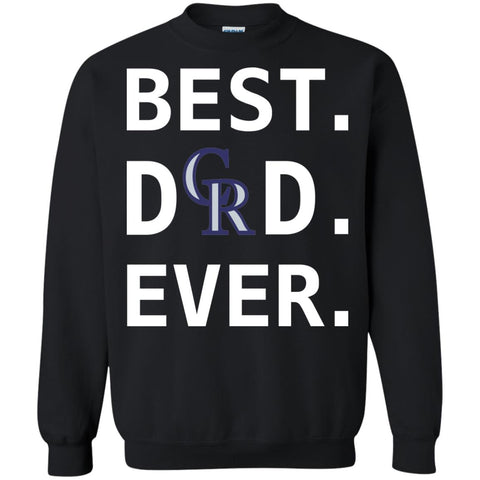 new style cdb65 954bc Best Colorado Rockies Dad Ever Baseball Fathers Day Shirt
