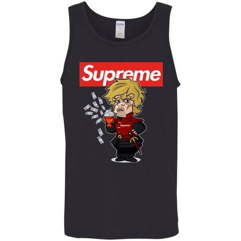 Supreme Tyrion Game of Thrones T-shirt= Men Cotton Tank