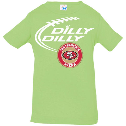 c43100c27 Dilly Dilly San Francisco 49ers Nfl Shirt For Men Women Kid Infant Jersey T- Shirt