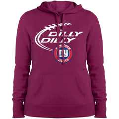 Dilly Dilly New York Giants Shirt Ladies Pullover Hooded Sweatshirt Ladies Pullover  Hooded Sweatshirt - PresentTees 66273de79
