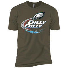 Philadelphia Eagles Dilly Dilly Football Gifts Mens Short Sleeve T-Shirt Mens Short Sleeve T-Shirt - PresentTees
