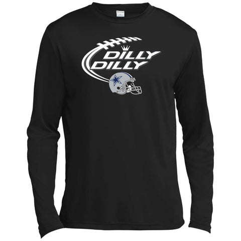 Dilly Dilly Bud Light Dallas Cowboys Logo T-Shirt USA Size S-3XL Black /& White