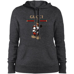 Gucci Mickey Unisex T-shirt New Women Hooded Sweatshirt Women Hooded Sweatshirt - PresentTees