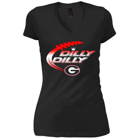 finest selection 9fbe8 9caf4 Dilly Dilly Georgia Bulldogs Football Shirt For Fans