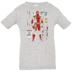 Marvel Deadpool Accessories Infant Jersey T-Shirt Infant Jersey T-Shirt - PresentTees