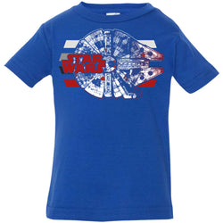 Star Wars Millennium Falcon Basics Infant Jersey T-Shirt