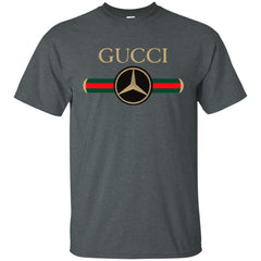 Gucci Mercedes T-shirt Men Cotton T-Shirt Men Cotton T-Shirt - PresentTees