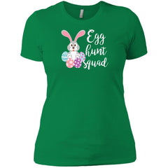 Egg Hunt Squad Easter Day T Shirt For Men And Women Ladies Boyfriend T-Shirt - PresentTees