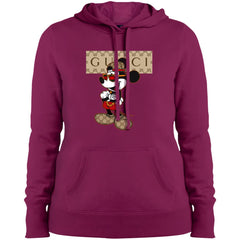 Gucci Mickey T-shirt So Baby 2018 Women Hooded Sweatshirt Women Hooded Sweatshirt - PresentTees