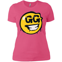 Fortnite Gg T-shirt Women Cotton T-Shirt