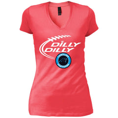Dilly Dilly Carolina Panthers Nfl Shirt For Men Women Kid Womens Vintage  V-Neck T 384b4856c