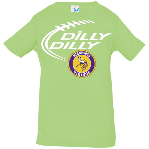 ad24a68a7 Dilly Dilly Minnesota Vikings Nfl Shirt For Men Women Kid Infant Jersey T- Shirt Key