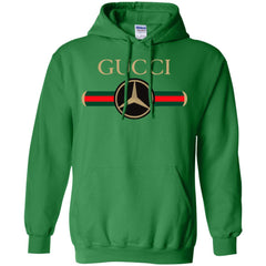 Gucci Mercedes T-shirt Pullover Hoodie Sweatshirt Pullover Hoodie Sweatshirt - PresentTees