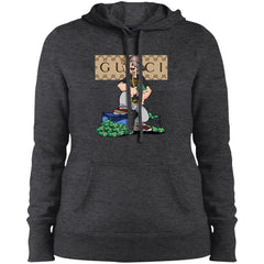 Gucci Cartoon 2018 T-shirt Women Hooded Sweatshirt Women Hooded Sweatshirt - PresentTees