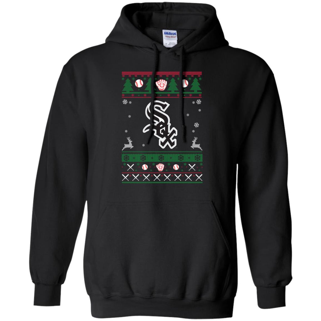 the best attitude f2bf6 3404a Chicago White Sox Baseball Mlb Ugly Christmas Sweater