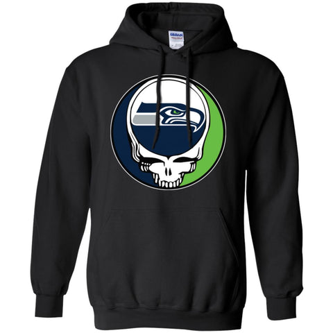 Top Seattle Seahawks Grateful Dead Steal Your Face Football Nfl Shirts  hot sale