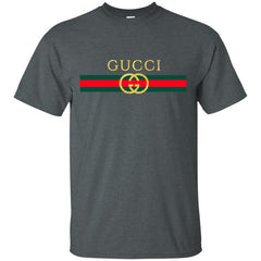 Gucci Logo Vintage Inspired Trend Men Cotton T-Shirt Men Cotton T-Shirt - PresentTees