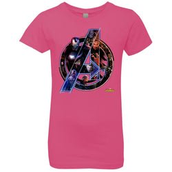 Kid's Marvel Avengers Infinity War T Shirt