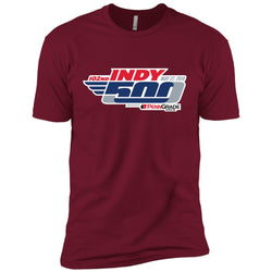 102nd Indianapolis 500 - Indy 500 Mens Short Sleeve T-Shirt