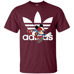 Adidas American Football Disney Mickey Mouse Shirt
