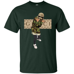 Gucci Gang Hiphop T-shirt Men Cotton T-Shirt Men Cotton T-Shirt - PresentTees