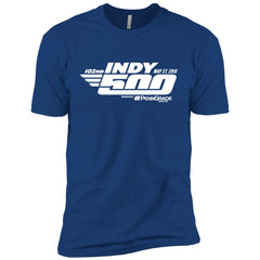 102nd Indy 500 Shirt - Indianapolis 2018 Boys Cotton T-Shirt Boys Cotton T-Shirt - PresentTees